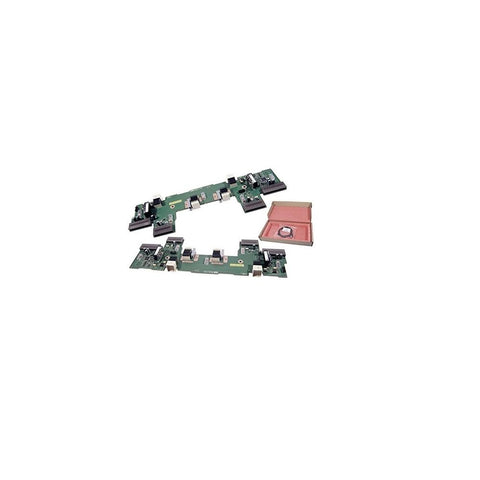 HP 4GB FC Disk Shelf Midplane Board 461492-005 461492005