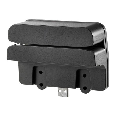 HP Sbuy Integrated DUAL-HEAD MSR QZ673AT Magnetic Card Reader USB