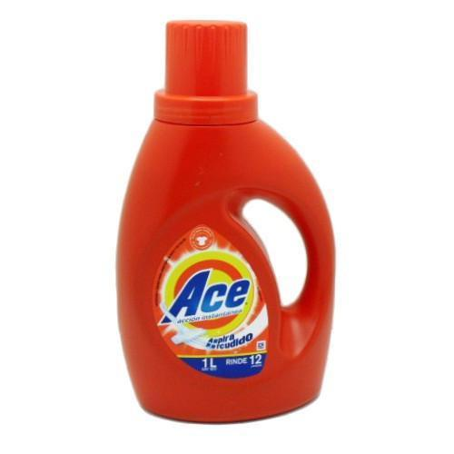 Ace Liquid Detergent 1 Liter Original