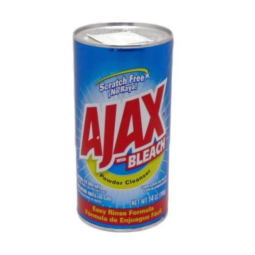 Ajax Cleanser 21oz With Bleach