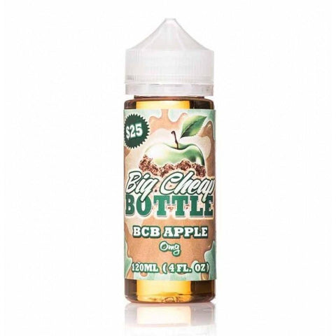 BIG CHEAP BOTTLE APPLE 120mL