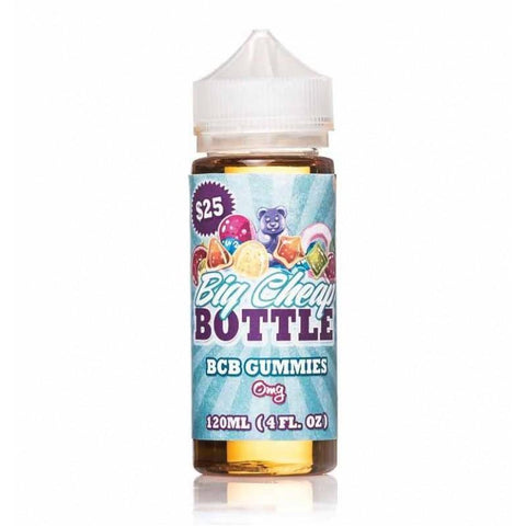 BIG CHEAP BOTTLE GUMMIES 120mL
