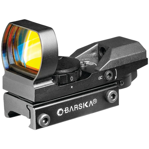 Barska AC11705 Multi-Reticle Green & Red Electro Sight