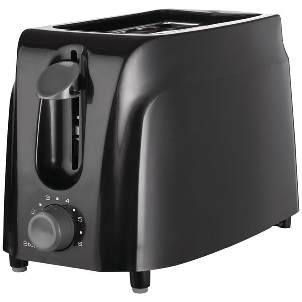Brentwood Appliances TS-260B Cool-Touch 2-Slice Toaster