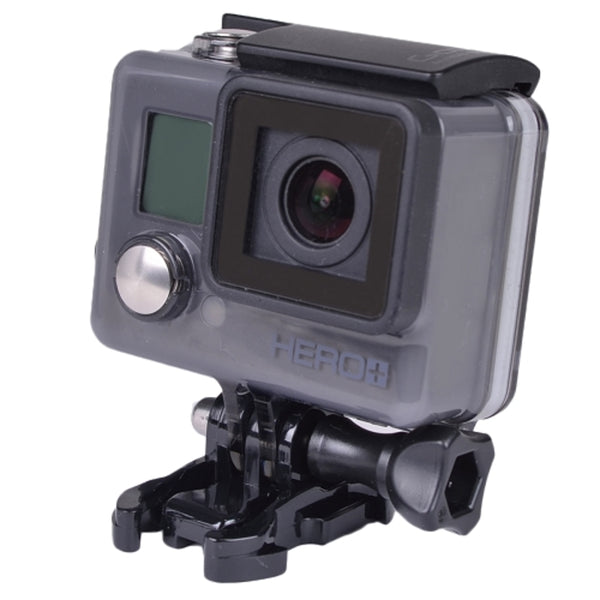 GoPro HERO+ LCD HD Waterproof Action Camera w/8MP Photo Capture Wi-Fi Bluetooth & Touchscreen Display