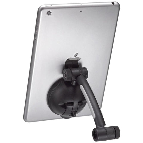 CTA Digital PAD-SST iPad(R)/Tablet/Smartphone Suction Stand with Theft Deterrent Lock