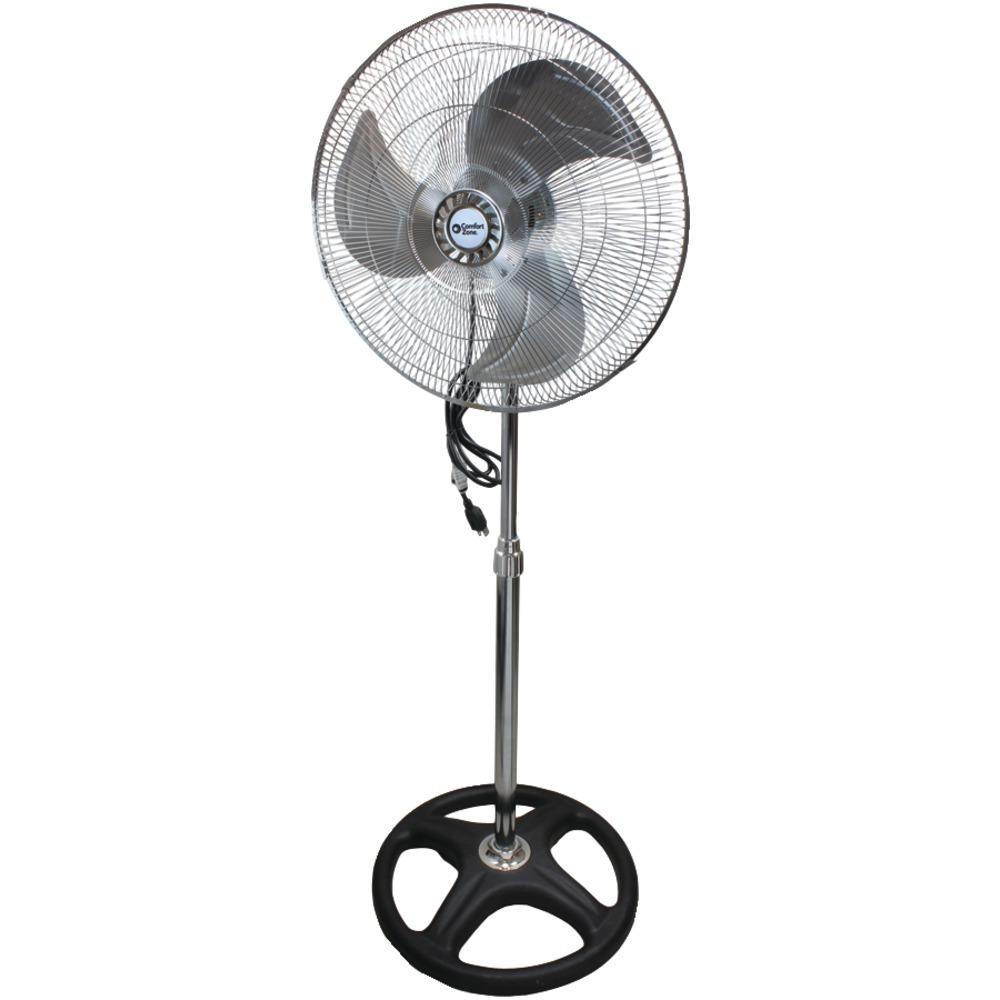 big with detail stand fan electric motor product copper pedestal inch oscillating