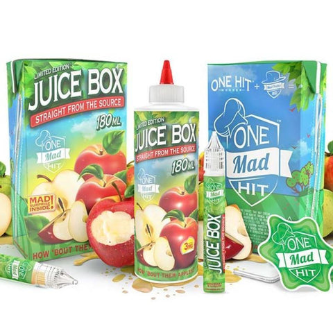 Juice Box by One Mad Hit E-Liquid 180 mL