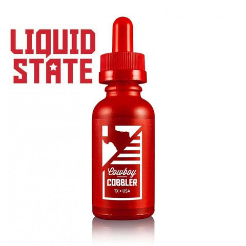 Liquid State: Cowboy Cobbler 30mL