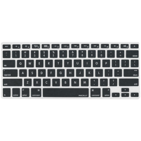 Macally(R) KBGUARDB MacBook(R) Keyboard Protective Cover (Black)