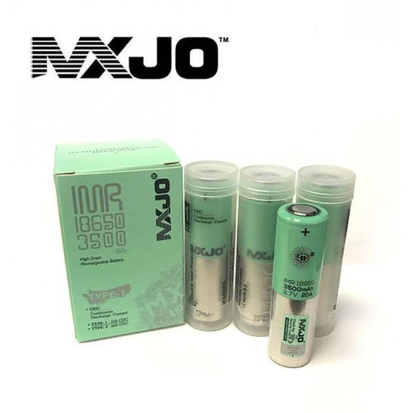 MXJO 18650 IMR 3500mah 20A Battery