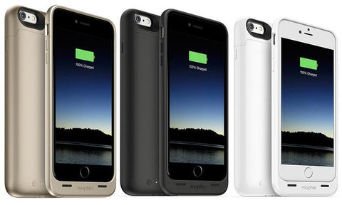Mophie Juice Pack Battery Cases for iPhone 6/6+/6S/6S+ (Manufacturer Refurbished)