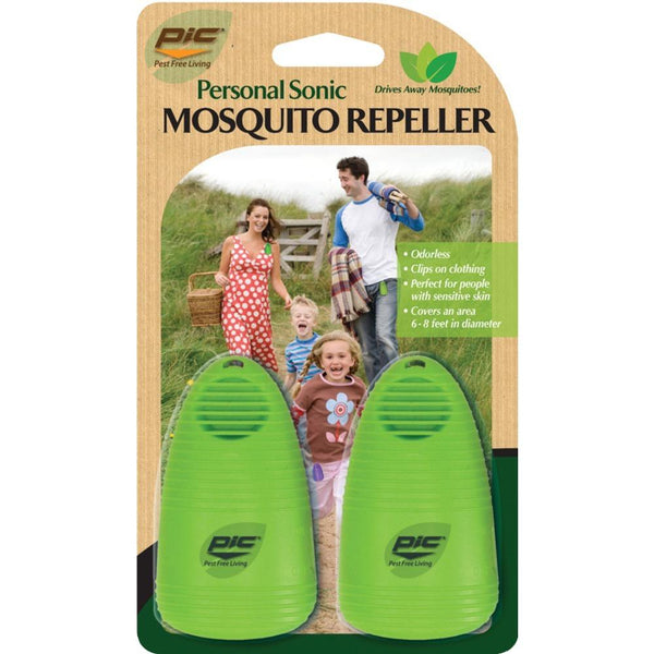 PIC(R) PMR-2 Personal Sonic Mosquito Repellent