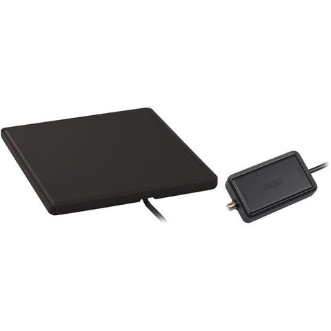 RCA(R) ANT1450BZ Multidirectional Amplified Indoor Flat HDTV Antenna