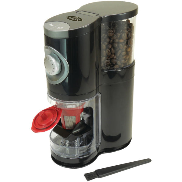 Solofill(R) SOLOGRIND 2-in-1 Automatic Single-Serve Burr Grinder