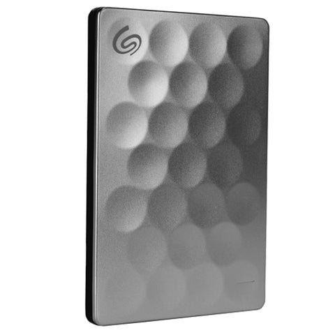 Seagate Backup Plus Ultra-Slim 1 Terabyte (1TB) SuperSpeed USB 3.0 2.5 External Hard Drive (Silver)