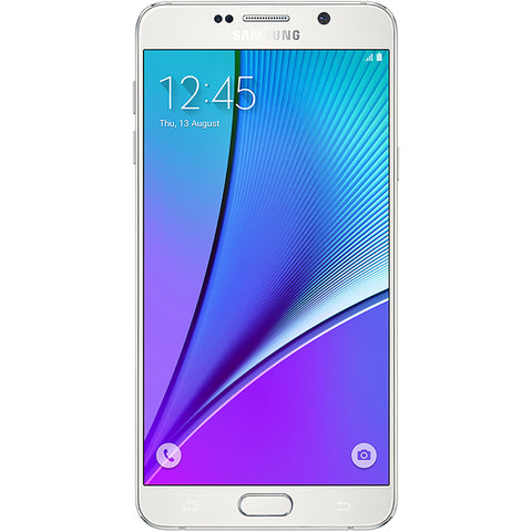 Samsung Galaxy Note 5 N920A 64GB Unlocked GSM Phone w/ 16MP Camera (Certified Refurbished)