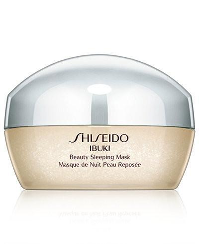 Shiseido Beauty Sleeping Mask Ibuki 2.8 Oz