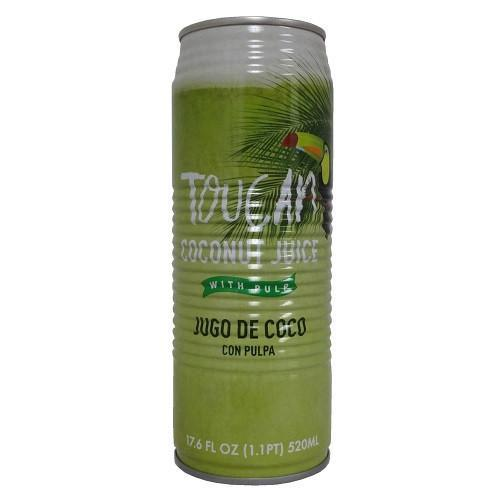 Toucan Coconut Juice With Pulp 17.6oz