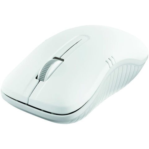 Verbatim(R) 99768 Commuter Series Wireless Notebook Optical Mouse (Matte White)