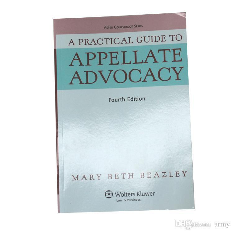 A Practical Guide to Appellate Advocacy (Fourth Edittion) Brand New Cheaper than Amazon