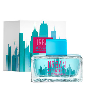 Antonio Banderas Urban Seduction Blue For Women 3.4oz