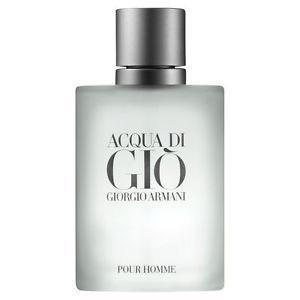 Aqua Di Gio by Giorgio Armani Eau De Toilette Spray For Men 3.4oz TESTER