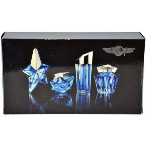 Angel by Thierry Mugler for Women Gift Set Mini 4pc