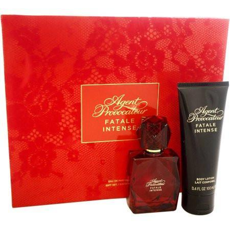 Fatal Intense Agent Provocateur for Women Gift Set 2pc
