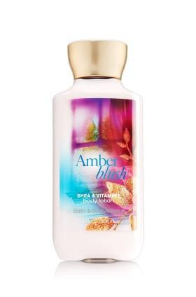 Amber Blush Body Lotion