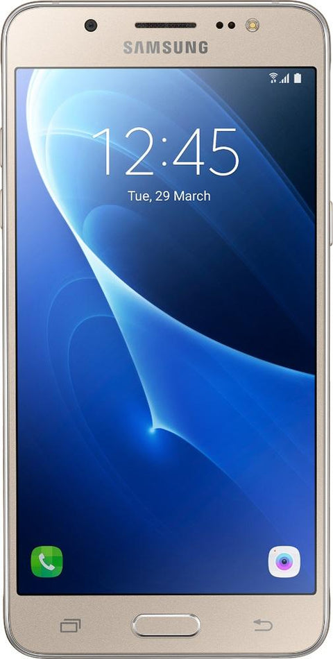 Samsung Galaxy J5 J510M Unlocked GSM 4G LTE Quad-Core Phone w/ 13MP Camera - Gold