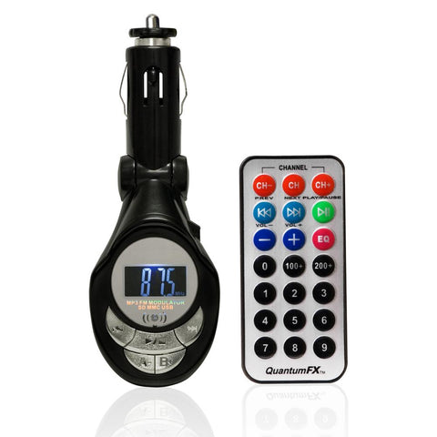 Nutek Wireless FM Transmitter