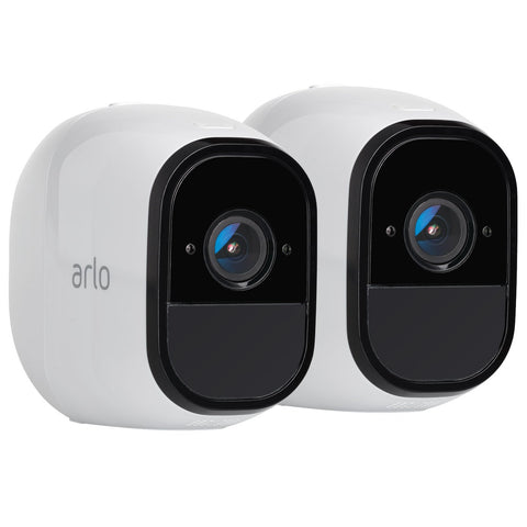 Arlo Pro Smart Home Add-on Camera 2-packArlo Pro Smart Home Add-on Camera 2-pack
