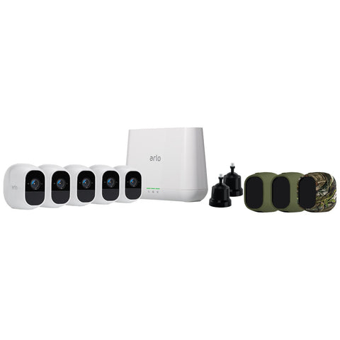 Arlo Pro 2 5-camera Wire-free 1080P HD Security System Arlo Pro 2 5-camera Wire-free 1080P HD Security System