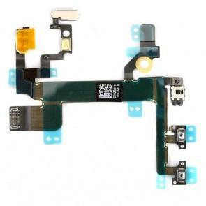 iphone 5s power mute volume control flex cable4