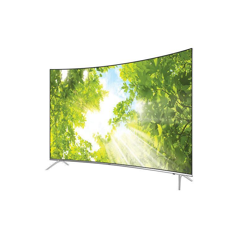 "65"" Samsung UN65KS8500 Curved 4K SUHD Smart LED HDTV"