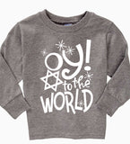 Oy! to the World shirt