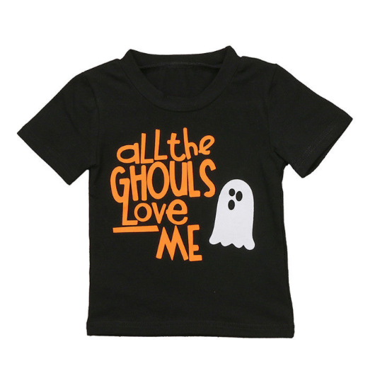 Little Ghouls Tee