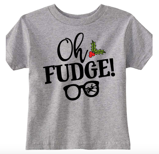 Oh Fudge! Tee