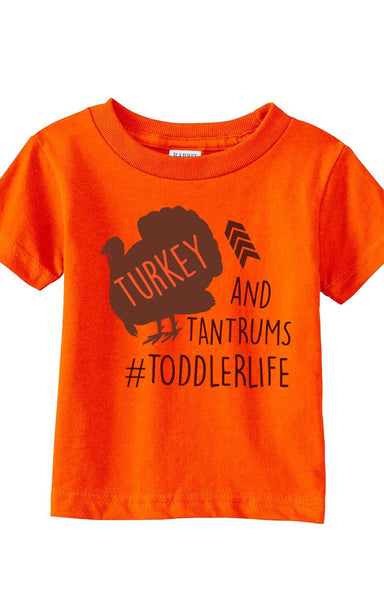 Turkey Tantrums Tee