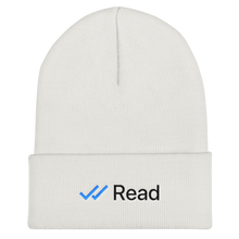 Left on Read Cuffed Beanie