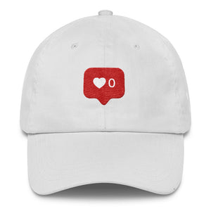 Delete and Repost Dad Hat