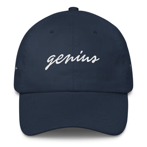 Genius Dad Hat