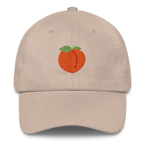 Peach Dad Hat