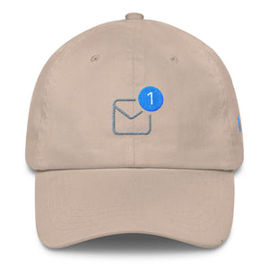 Slide In The DMs Dad Hat