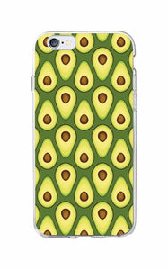 Avocado Design Phone Case
