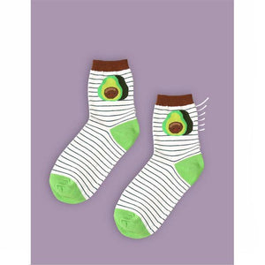 1-Portion-of-Fruit Unisex Socks