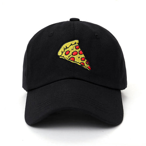 PIZZA IS LIFE Baseball Hat