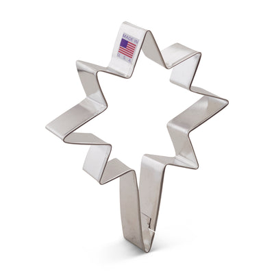 Bethlehem Star Cookie Cutter