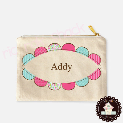 Canvas Pencil Bag Addy
